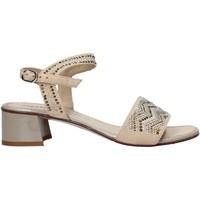 Cipők Női Szandálok / Saruk Melluso 03132X Bézs