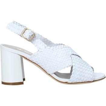 Cipők Női Szandálok / Saruk Melluso HS536 Fehér