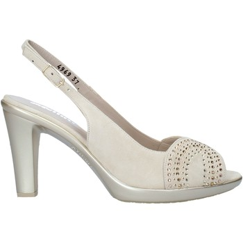 Cipők Női Szandálok / Saruk Melluso HR50117 Bézs