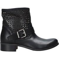 Cipők Női Csizmák Melluso H01400 Fekete