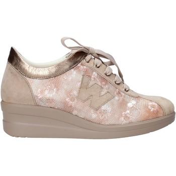 Cipők Női Divat edzőcipők Melluso HR20128 Bézs