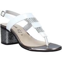 Cipők Női Szandálok / Saruk Melluso H037097 Fehér