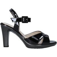 Cipők Női Szandálok / Saruk Melluso HR50137 Fekete