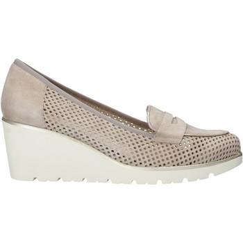 Cipők Női Belebújós cipők Melluso HR20509 Bézs