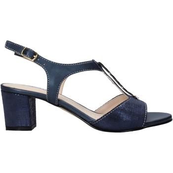 Cipők Női Szandálok / Saruk Melluso HK95360 Kék