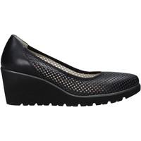 Cipők Női Balerina cipők  Melluso R2510X Fekete