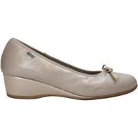 Cipők Női Balerina cipők  Melluso H08123 Bézs