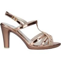 Cipők Női Szandálok / Saruk Melluso HR50134 Rózsaszín