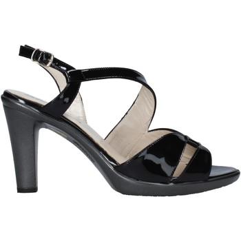 Cipők Női Szandálok / Saruk Melluso HR50138 Fekete