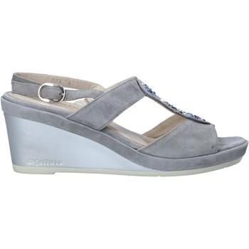 Cipők Női Szandálok / Saruk Melluso HR70513 Szürke
