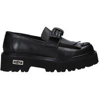 Cipők Női Mokkaszínek Cult CLW319400 Fekete