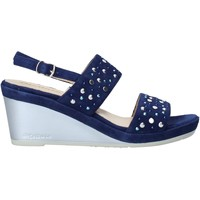 Cipők Női Szandálok / Saruk Melluso HR70531 Kék