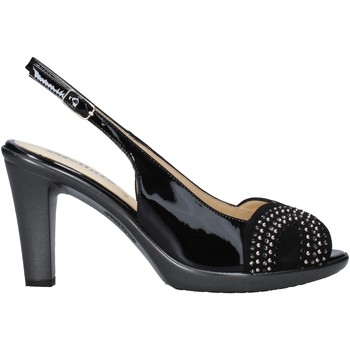 Cipők Női Szandálok / Saruk Melluso HR50117 Fekete