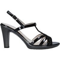 Cipők Női Szandálok / Saruk Melluso HR50134 Fekete