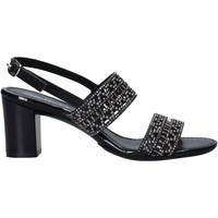 Cipők Női Szandálok / Saruk Melluso 03131X Fekete