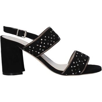 Cipők Női Szandálok / Saruk Melluso HS533 Fekete