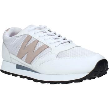 Cipők Férfi Divat edzőcipők Melluso U93200X Fehér