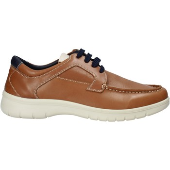 Cipők Férfi Divat edzőcipők Melluso XU17128 Barna