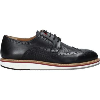 Cipők Férfi Oxford cipők Melluso XU16213 Fekete