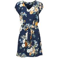 Ruhák Női Rövid ruhák Betty London OWAKA Tengerész / Sokszínű