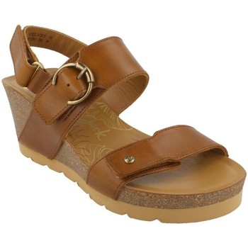 Cipők Női Szandálok / Saruk Panama Jack  Beige