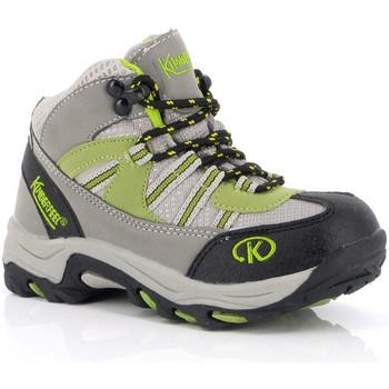 Cipők Gyerek Túracipők Kimberfeel CAUCASE Vert