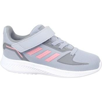Cipők Gyerek Futócipők adidas Originals Runfalcon 20 Szürke