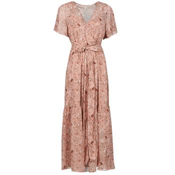 Ruhák Női Hosszú ruhák Betty London OTSANA Rózsaszín