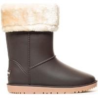 Cipők Női Bokacsizmák Gioseppo Clust chocolate 42244 Barna