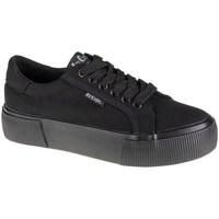 Cipők Női Rövid szárú edzőcipők Lee Cooper LCW21310105L Fekete