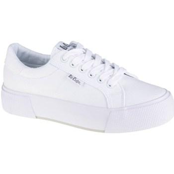 Cipők Női Rövid szárú edzőcipők Lee Cooper LCW21310103L Fehér