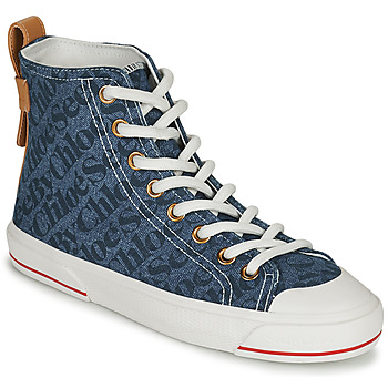 Cipők Női Magas szárú edzőcipők See by Chloé ARYANA Kék