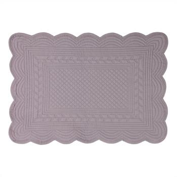 Otthon Tányéralátét Côté Table BOUTIS Rózsaszín