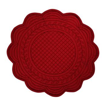 Otthon Tányéralátét Côté Table BOUTIS Piros