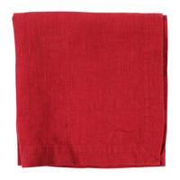 Otthon Asztali szalvéta Côté Table BASIC Piros