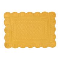 Otthon Tányéralátét Côté Table BOUTIS Mustár sárga