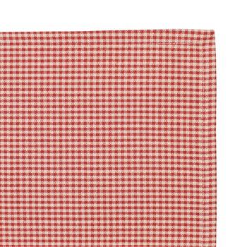 Otthon Asztali szalvéta Comptoir de famille CAMPAGNE Piros