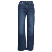 Ruhák Női Bootcut farmerek Pepe jeans LEXA SKY HIGH Kék
