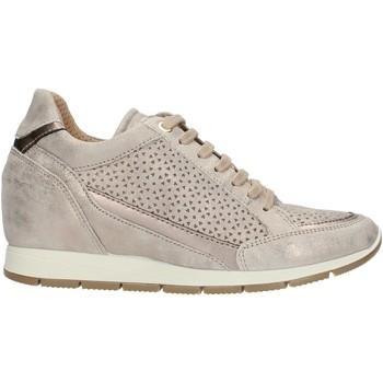 Cipők Női Rövid szárú edzőcipők Enval 72771 Beige