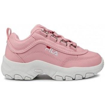 Cipők Gyerek Rövid szárú edzőcipők Fila Strada Kids