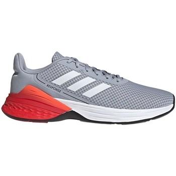 Cipők Férfi Fitnesz adidas Originals Response SR Szürke