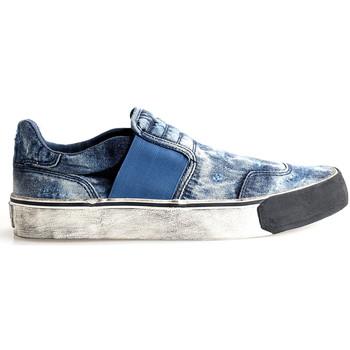 Cipők Férfi Belebújós cipők Diesel  Kék