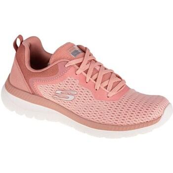 Cipők Női Fitnesz Skechers Bountiful Quick Path Rózsaszín
