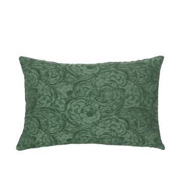 Otthon Párnahuzatok Broste Copenhagen MUSHROOM Zöld / Smaragd