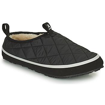 Cipők Férfi Mamuszok KAMIK PUFFY Fekete