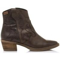 Cipők Női Bokacsizmák MTNG Cleo 58963 Barna