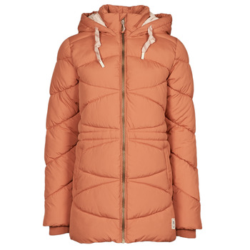 Ruhák Női Steppelt kabátok Rip Curl ANTI SERIES SWC JACKET Terrakotta