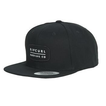 Textil kiegészítők Férfi Baseball sapkák Rip Curl DRIVEN SB CAP Fekete