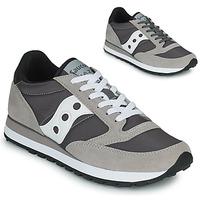 Cipők Rövid szárú edzőcipők Saucony JAZZ ORIGINAL Szürke / Fehér