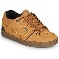 Cipők Férfi Deszkás cipők Globe FUSION Teve
